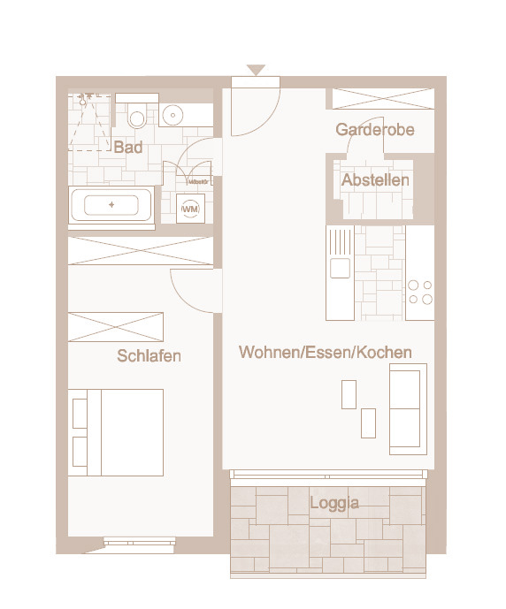 Wohnung 13