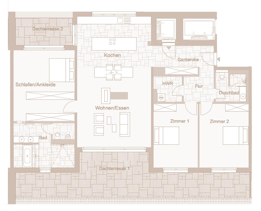Wohnung 40