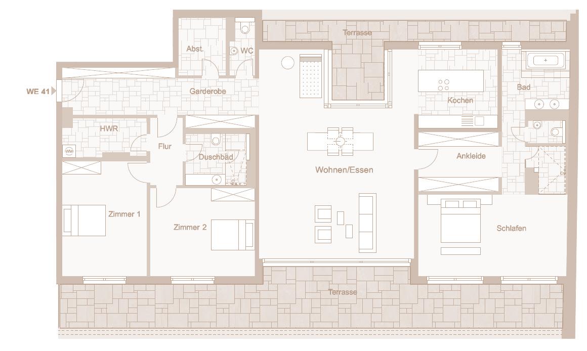Wohnung 41