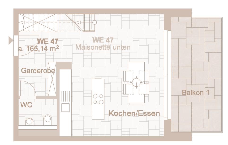 Wohnung 47