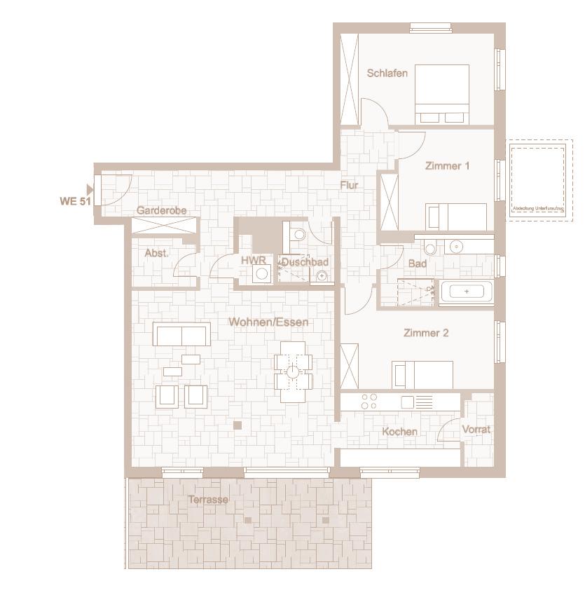 Wohnung 51